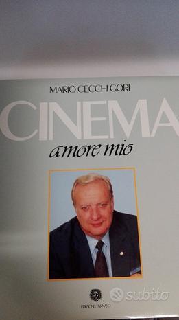 Cinema amore mio di mario cecchi gori