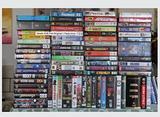 VHS Film Originali ( Cada Uno)