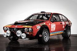 Alfa romeo - alfetta gtv turbodelta gr.4- 1979
