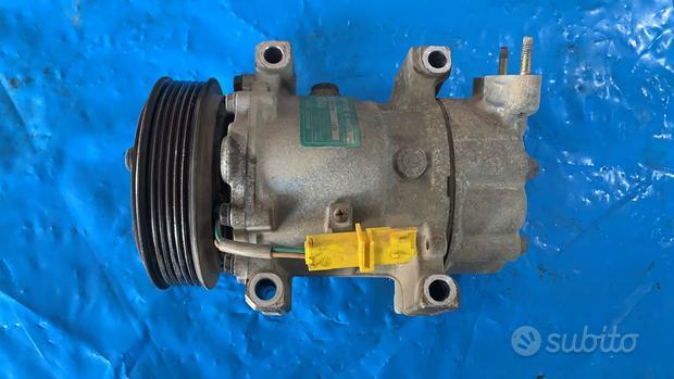 Compressore Clima Citroen C3 1400 benzina SD6VEA