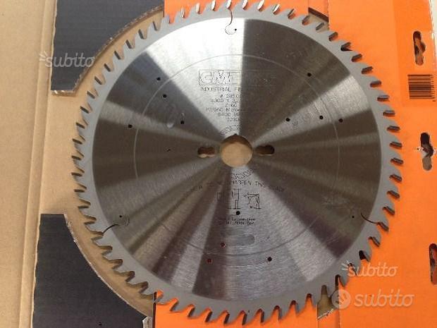 Circolare Widia per legno da 300mm silenziosa