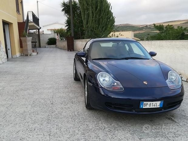 Eccezionale PORSCHE 911 (996) - 2000