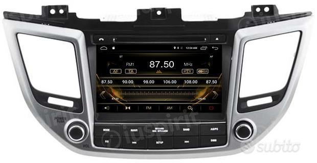 ANDROID DVD autoradio navigatore Hyundai Tucson
