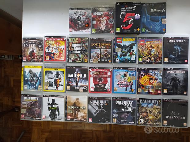 Giochi PS3 PlayStation 3