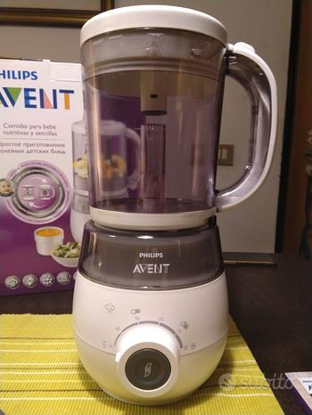 Philips AVENT SCF883/01 EasyPappa Plus 4 in 1