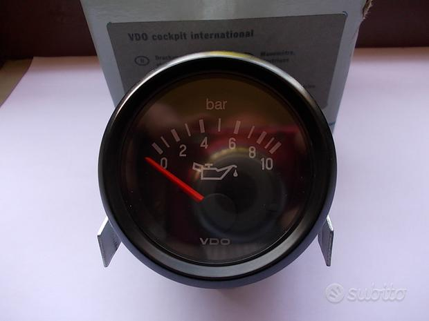 """Manometro pressione olio """"VDO"""""""