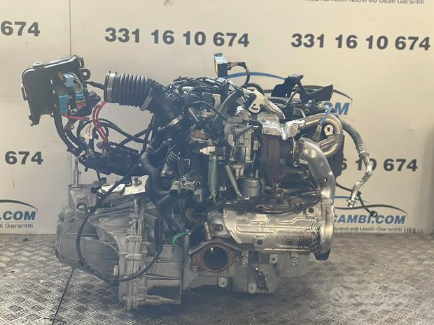 Motore e Cambio Dacia Daster 1.5 k9kg6 sped gratis