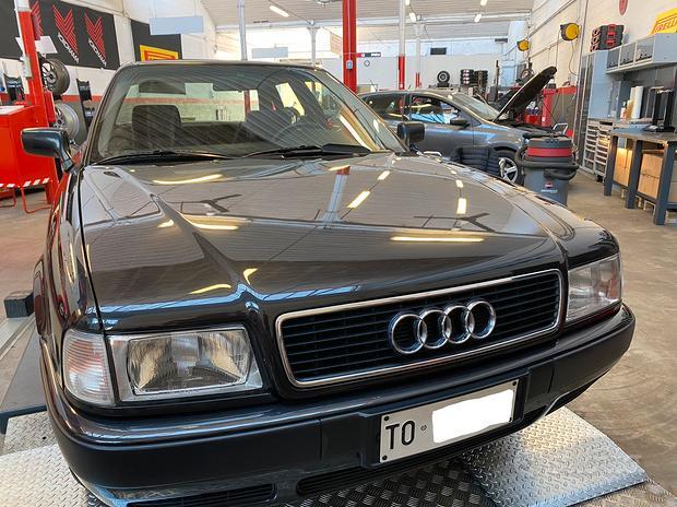 Audi 80 2.0E 115cv