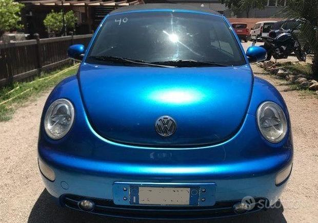 Ricambi vw new beetle tdi