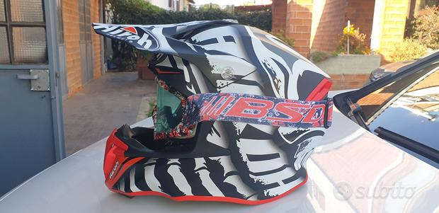 Casco cross/motard airoh twl11 taglia L