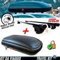 BOX Tetto Auto con BARRE Portatutto per HYUNDAI