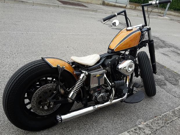 Harley Davidson FLH shovel