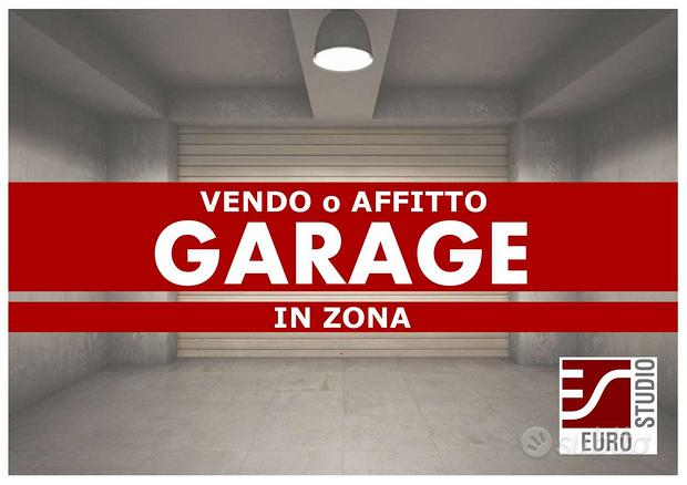 Garage con comodo accesso