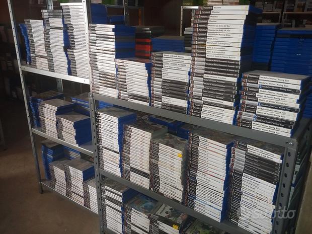 Giochi Ps1,Ps2,Ps3,Xbox,Xbox360,WII e WIIU