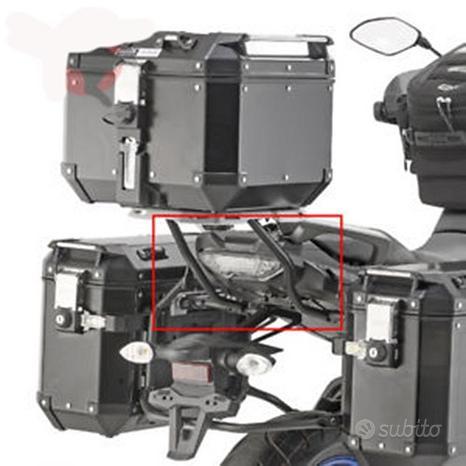 Portapacchi givi sr2139 per moto yamaha tracer 900