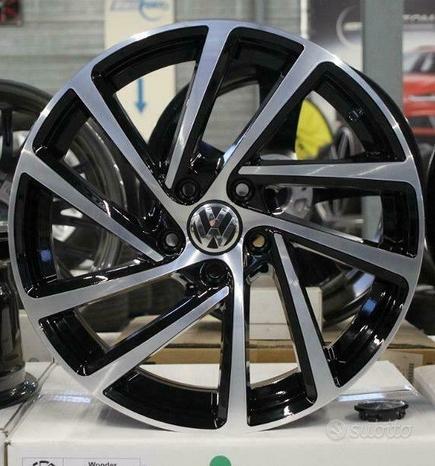 Cerchi In Lega Volkswagen Golf Seat Skoda 17 18 Gm