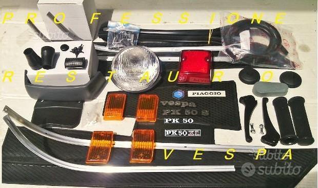 Kit Restauro Ricambi Vespa PK50 PK50S PK 50 125 S