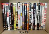 (Box 29 - 30) film dvd ex-noleggio