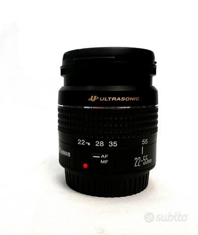 Canon EF 22-55 mm AF f/4.5,6 USM