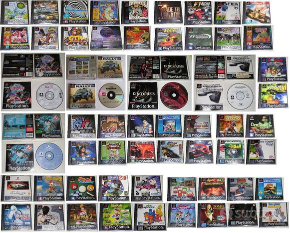 Giochi originali PS1