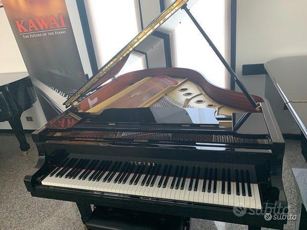Pianoforte yamaha c3 silent- yamaha c3 con silent