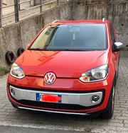 Stupenda Volkswagen Up Cross