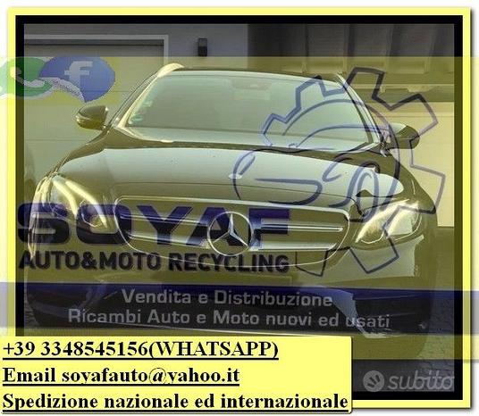Ricambi mercedes benz classe SL R230 2001-2011