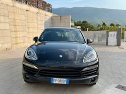 Porsche cayeen 3.0 d full chrom platinum edition