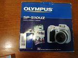 Fotocamera digitale olympus sp-510-uz