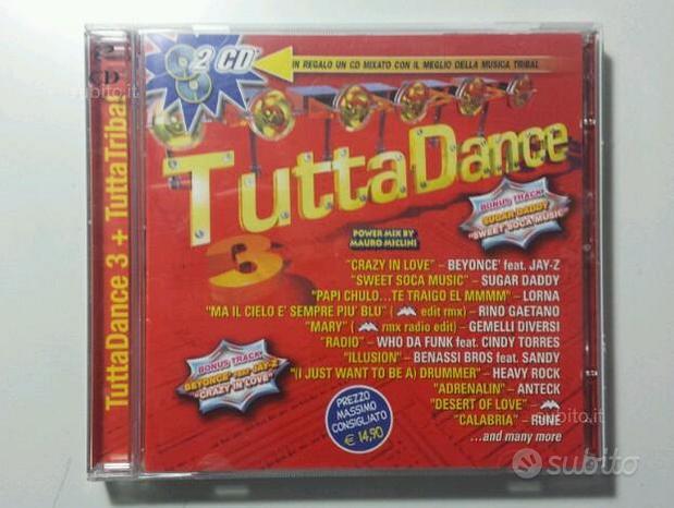 Tutta Dance 3 - Power Mixed By Mauro Miclini