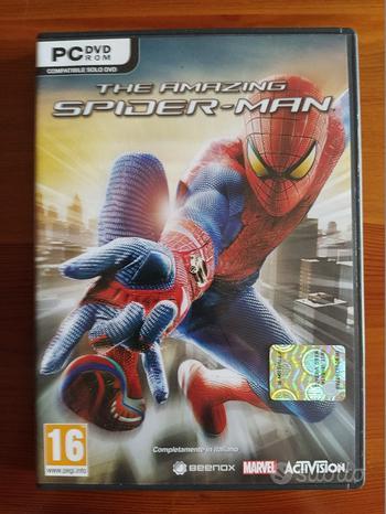 The amazing spider-man gioco pc dvd italiano