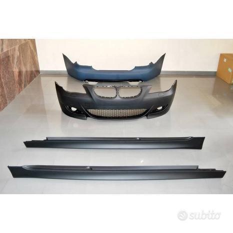 Kit Estetici BMW E60 04-09 Look M-Tech ABS Doppia