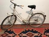 Bicicletta Bianchi da donna Vintage