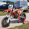 Ktm sx 85 2020 cross o motard