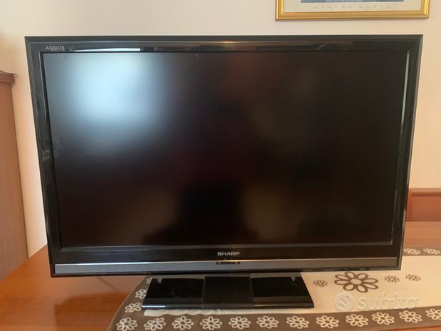 TELEVISIONE - TV SHARP AQUOS - 37 pollici