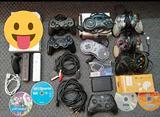 Materiale Wii Xbox playstation sega mega drive