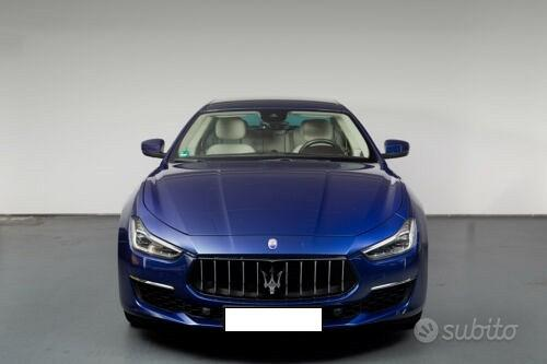 Maserati ghibli ricambi 2018-2020