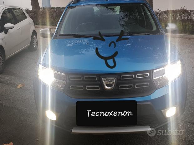 Kit lampade Led gruppo Dacia