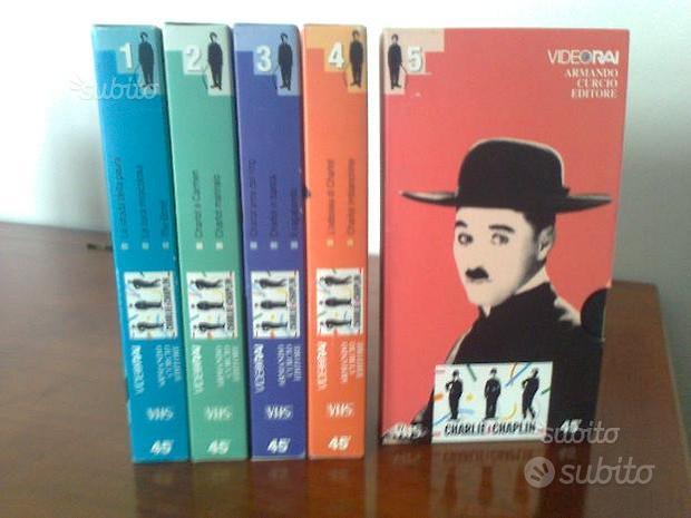 VHS Charlie Chaplin