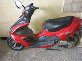 Scooter benelli 491