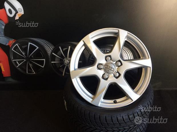 Cerchi Audi 17