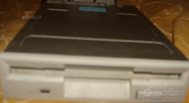 Lettore floppy disk + masterizzatore per DVD, NEC