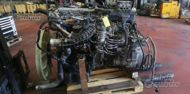 Motore MERCEDES ACTROS 18-45 , usato