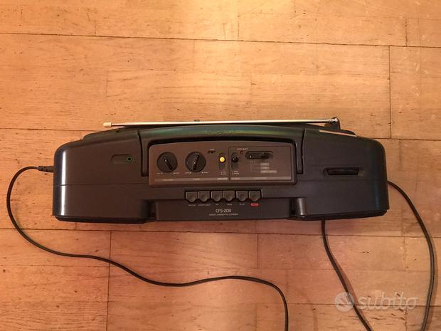 Radio stereo usato portatile da spiaggia