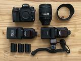 Nikon D750 - Nikon Afs 24-120 f:4 G VR Flash