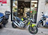 Suzuki Gladius 650 - 2012