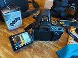 Nikon reflex D5100 macchina fotografica