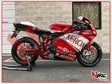 Kit Carena ABS Ducati 749 999 Xerox SBK