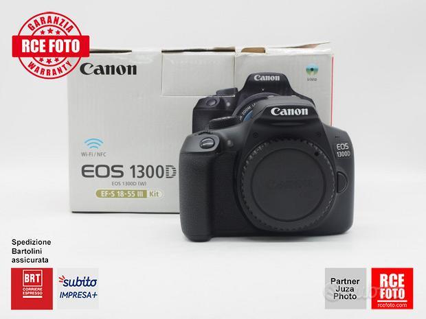 Canon 1300D BODY 013937
