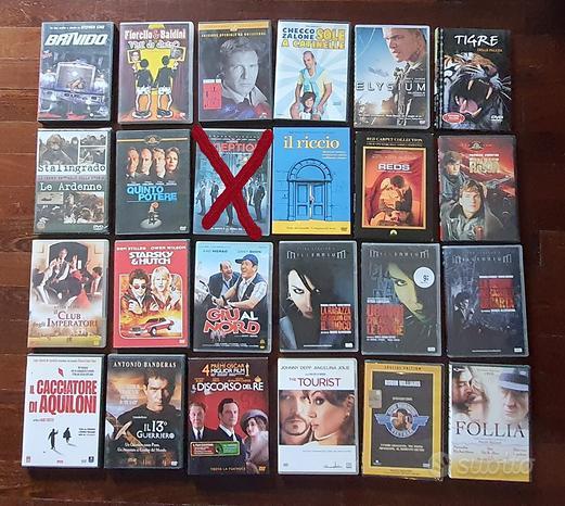 DVD lotto n. 2